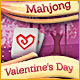 Mahjong Valentine's Day game