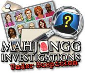 Mahjongg Investigation - Under Suspicion