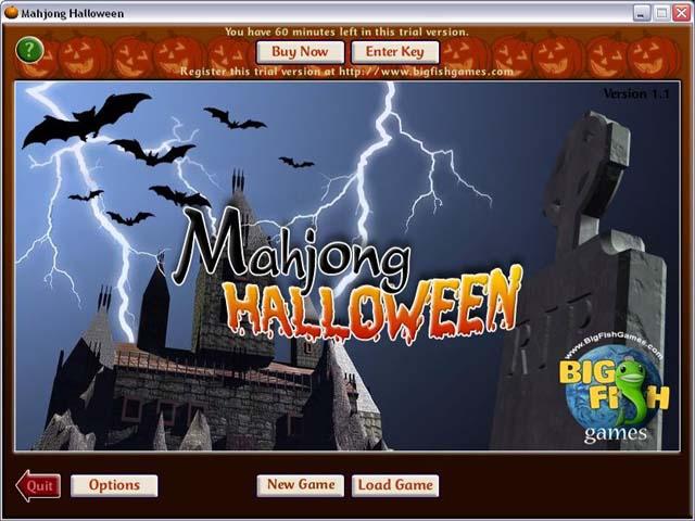 Video for Mahjong Halloween
