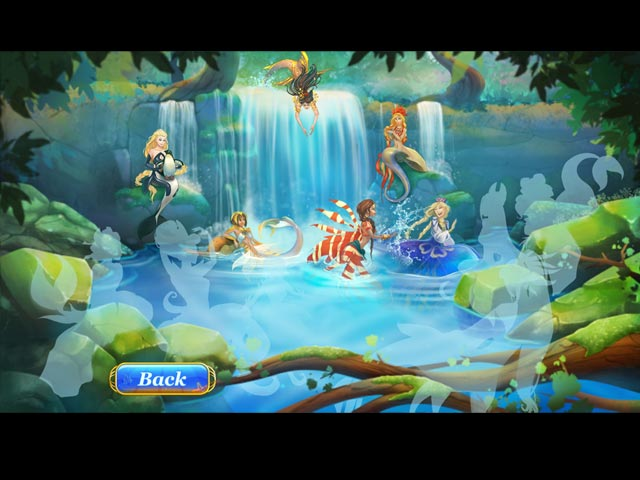 Maidens of the ocean solitaire ipad iphone android for Big fish solitaire games