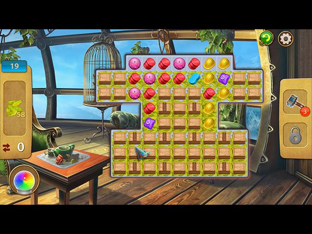 Matchmension: House of Mist - Screenshot