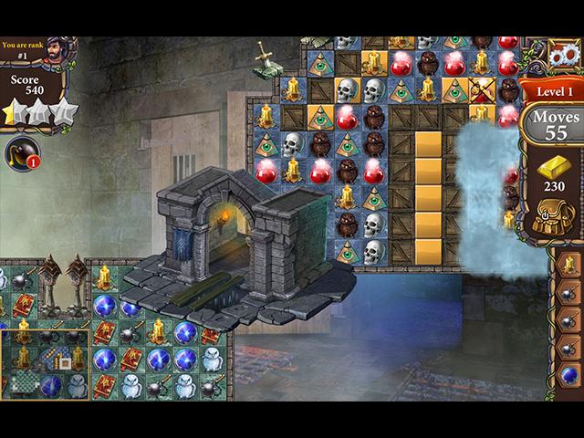MatchVentures 2 - Screenshot 2