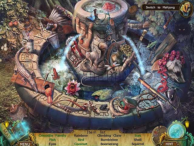 Video for Mayan Prophecies: Cursed Island