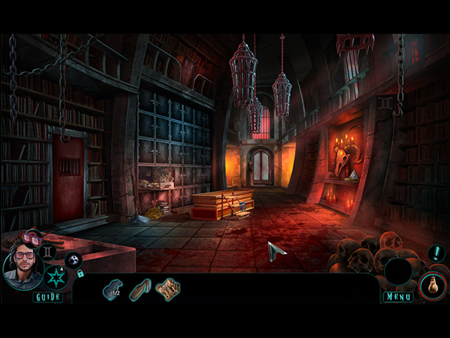 Maze: Sinister Play Collector's Edition - Screenshot