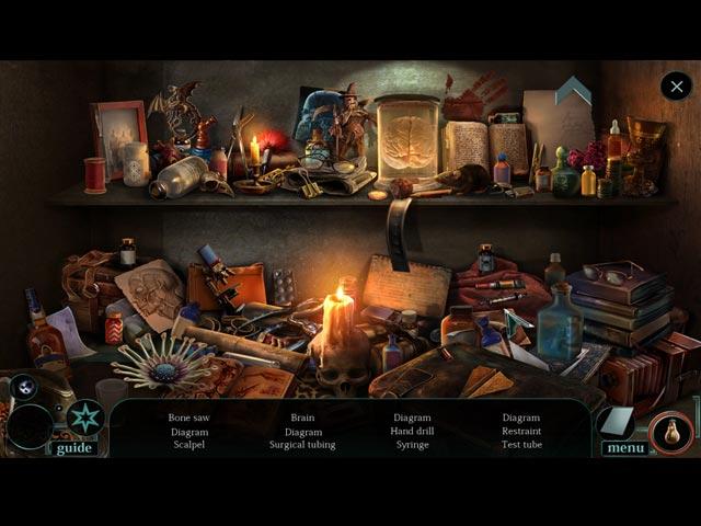 Maze 4: Stolen Minds Screen2