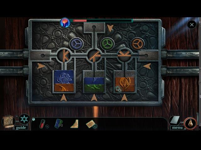 Maze 4: Stolen Minds Screen3