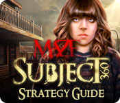 Maze: Subject 360 Strategy Guide