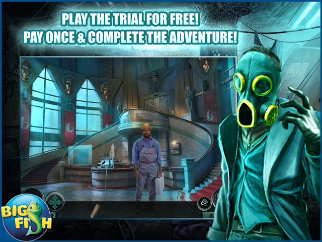 Screenshot for Maze: The Broken Tower Collector's Edition