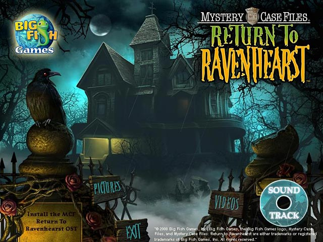 Mystery case files: key to ravenhearst collector's edition free.