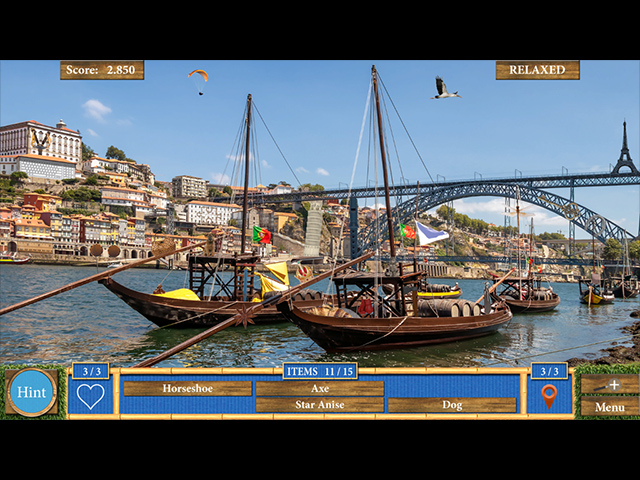 Mediterranean Journey 2 - Screenshot