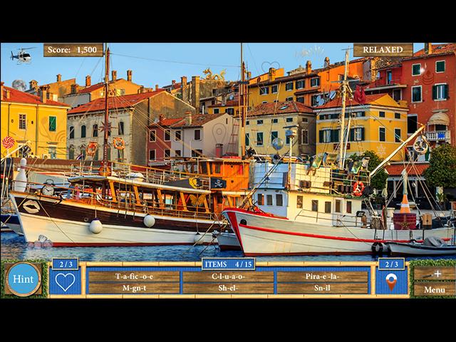 Mediterranean Journey 3 - Screenshot