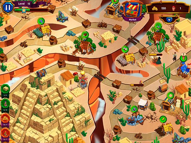 Merchants of the Caribbean - Screenshot