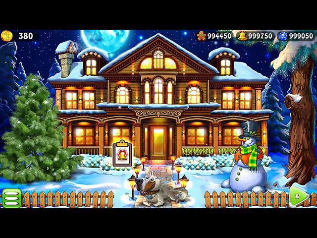Merry Christmas: Deck the Halls - Screenshot