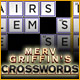 Merv Griffin's Crosswords game