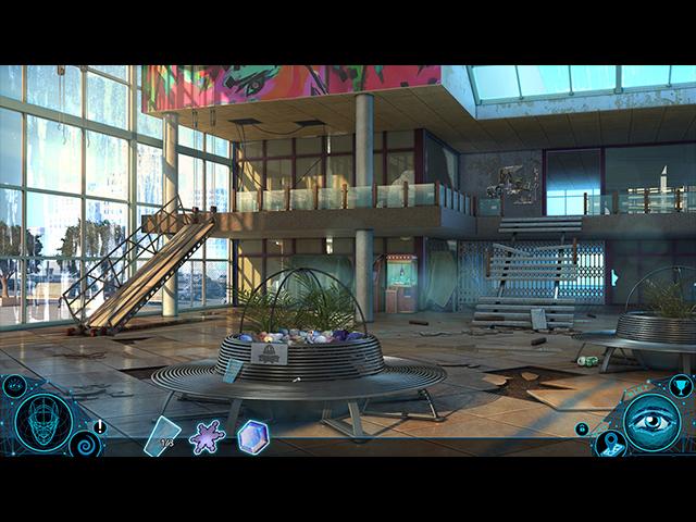 Mindframe: The Secret Design - Screenshot 1