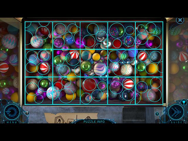 Mindframe: The Secret Design - Screenshot 3