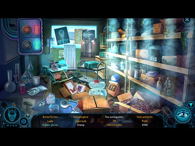 Mindframe: The Secret Design - Screenshot