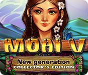 摩艾V:新一代的集 s版