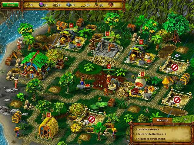 Moai VI: Unexpected Guests - Screenshot 1