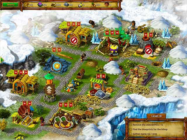 Moai VI: Unexpected Guests - Screenshot 2