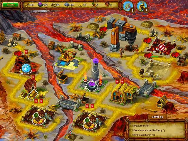 Moai VI: Unexpected Guests - Screenshot 3