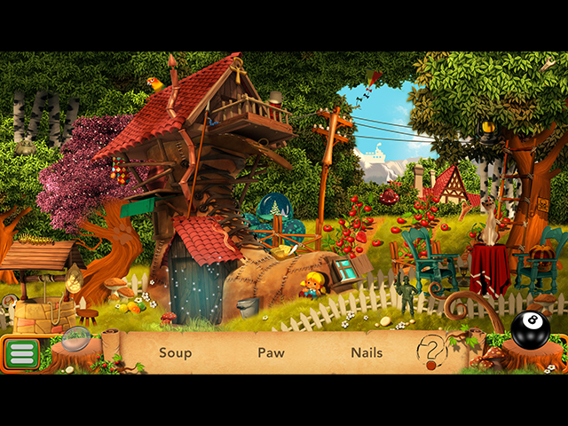 Montgomery Fox and the Case Of The Diamond Necklace - Screenshot