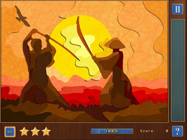 Mosaic: Game of Gods III - Screenshot