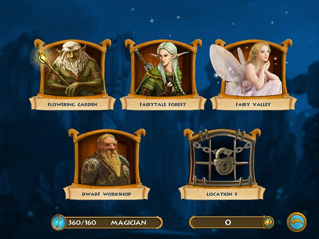 Mosaics Galore Glorious Journey - Screenshot