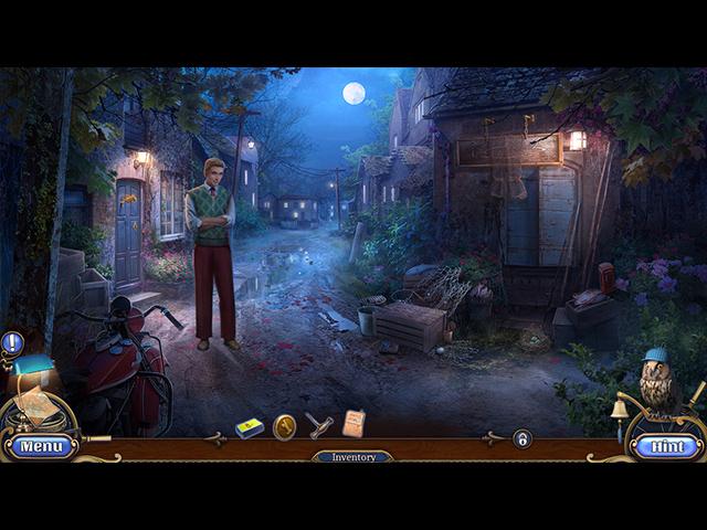 Ms. Holmes: Five Orange Pips - Screenshot
