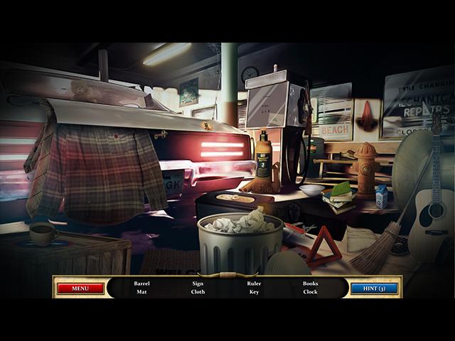 Murder by Moonlight: Call of the Wolf - Screenshot