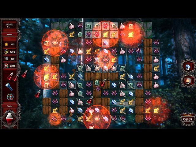 Murder by Moonlight: Crimson Night - Screenshot