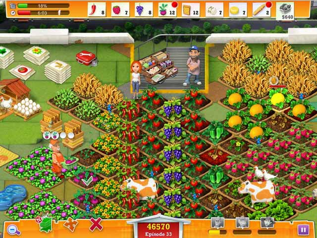My farm life 2 ipad iphone android mac pc game for Fish farm games