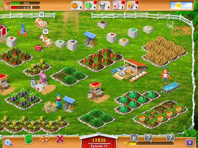 My farm life ipad iphone android mac pc game big fish for Big fish games for android