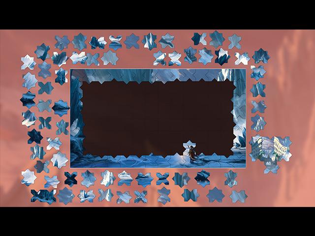 My Jigsaw Adventures: Forgotten Destiny - Screenshot