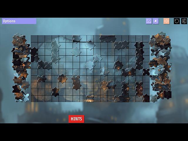 My Jigsaw Adventures: Roads of Life - Screenshot