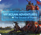 My Jigsaw Adventures: The Source of Power