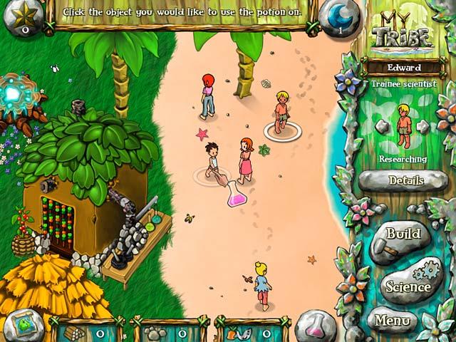 My Tribe > iPad, iPhone, Android, Mac & PC Game | Big Fish