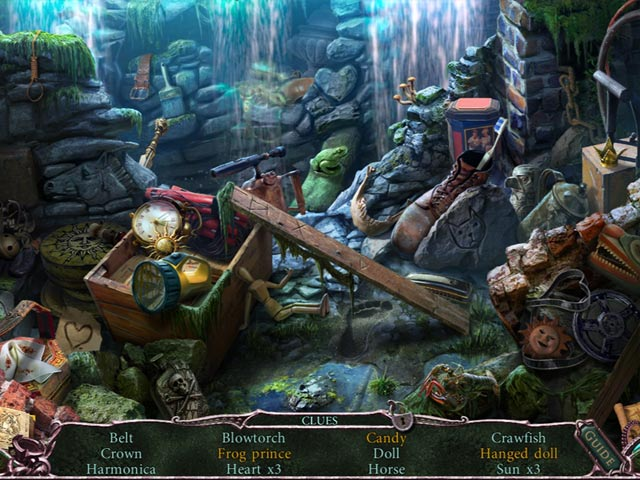 Video for Mystery of the Ancients: Curse of the Black Water Collector's Edition