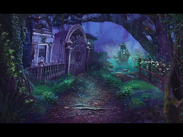Mystery Case Files: Black Crown - Screenshot 1