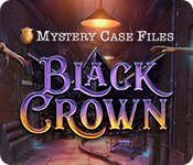 Mystery Case Files: The Black Crown Walkthrough