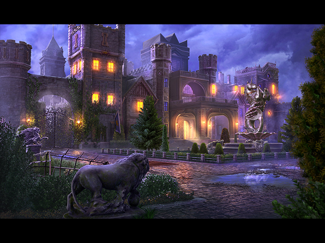 Mystery Case Files: Black Crown - Screenshot