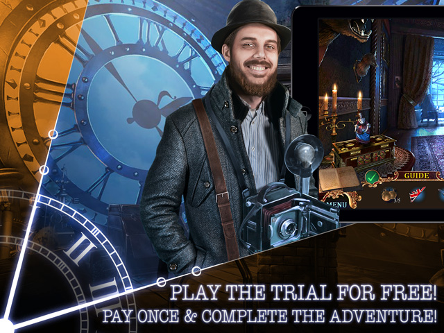 Screenshot for Mystery Case Files: Broken Hour Collector's Edition