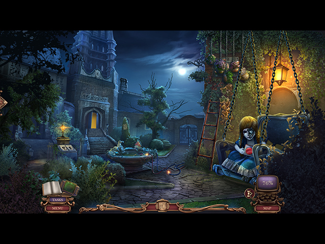 Mystery Case Files: Crossfade - Screenshot