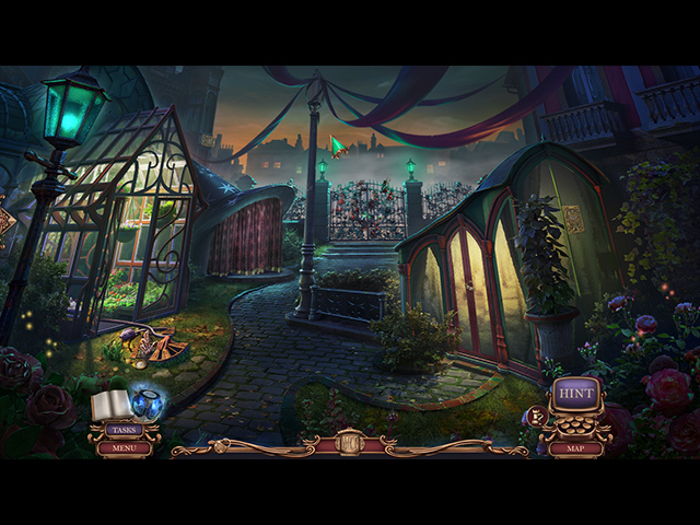 Mystery Case Files: The Harbinger - Screenshot 1