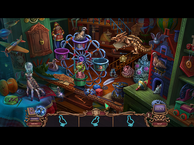 Mystery Case Files: The Harbinger - Screenshot 2