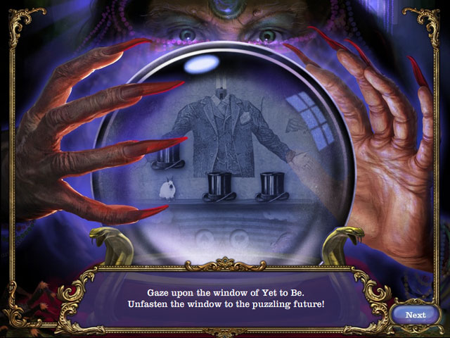 Mystery Case Files 4: Madame Fate (straight HOG) Screen3