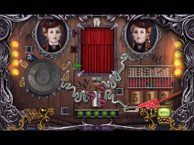 Mystery Case Files: Moths to a Flame - Screenshot