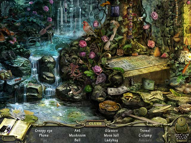 Mystery Case Files 5: Return to Ravenhearst Screen1