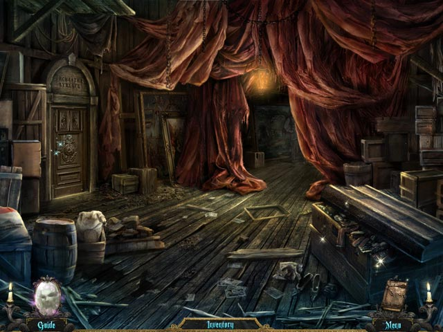 Phantom Of The Opera Game Online