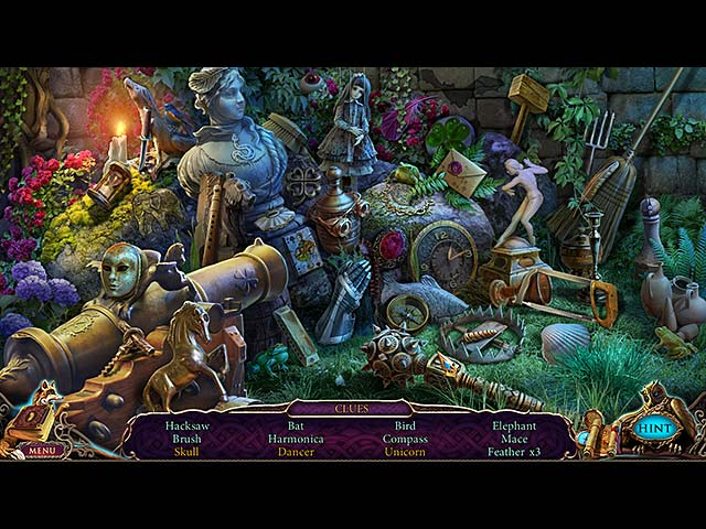Video for Mystery of the Ancients: Three Guardians